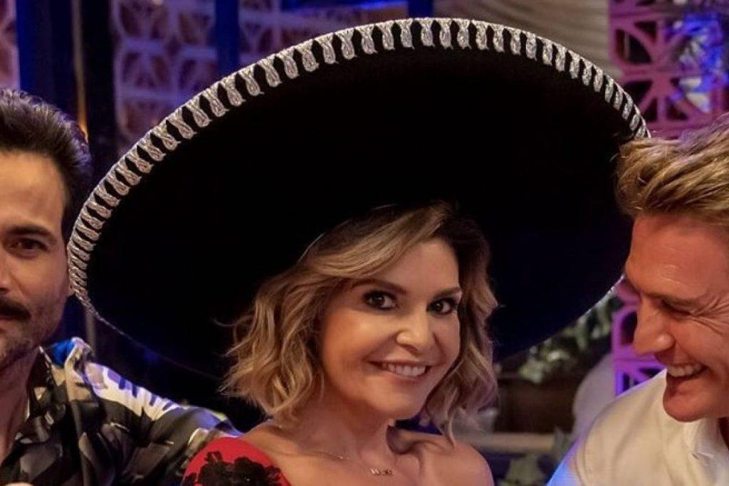 Este es el elenco de 'La Mexicana y el Guero' donde Itatí Cantoral volverá a brillar