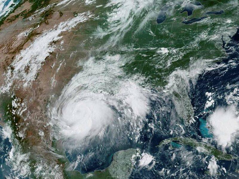 Hanna degrada la tormenta tropical en EE. UU.