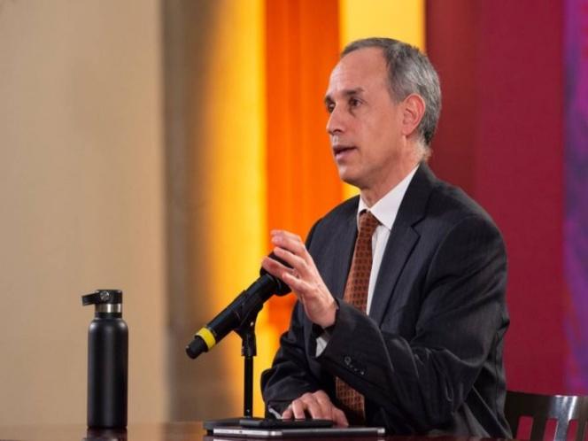 Covid demostró que se requieren sistemas de salud pública: López-Gatell