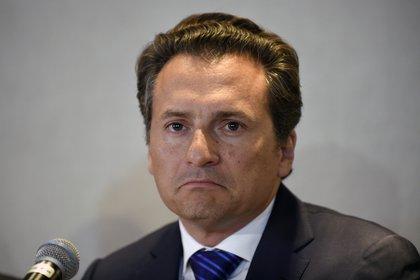 El juez del Reclusorio Norte informó a Lozoya de sus derechos durante el proceso penal federal (Foto: Alfredo Estrella / AFP)