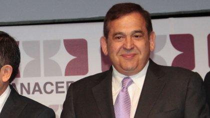 El empresario Alonso Ancira, una de las piezas clave del caso.