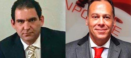 Miguel Ontiveros Alonso y Alejandro Rojas Pruneda son los abogados defensores de Emilio Lozoya (Foto: Especial)