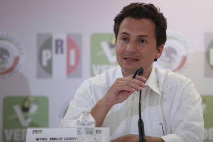 Emilio Lozoya ya había sido vinculado al proceso este martes en el caso de