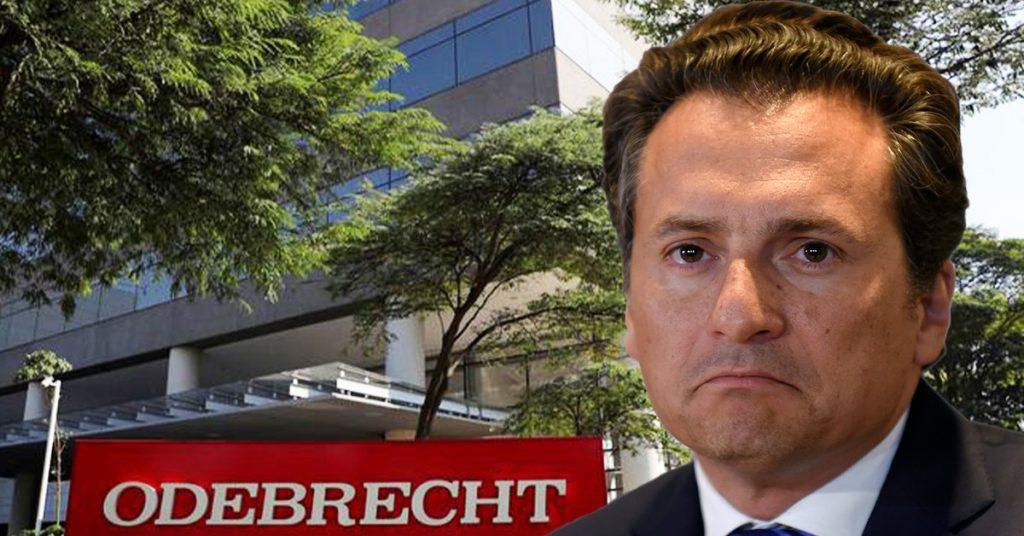 Emilio Lozoya estaba vinculado al proceso, ahora por el caso Odebrecht, pero aún no irá a prisión.