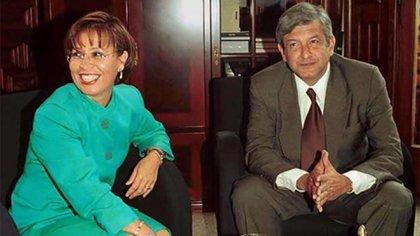 Robles estuvo involucrado en la filtración de videos en los que un empresario daba sobornos a funcionarios de la capital cuando López Obrador era alcalde del entonces Distrito Federal (2000-2004).  (Foto: Especial)