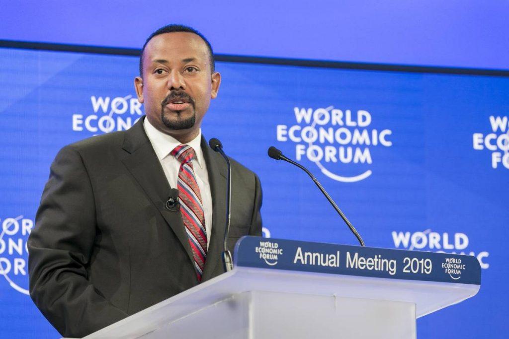 """Etiopía.- Abiy dice que los """"instigadores"""" de las últimas protestas en Etiopía están """"bien identificados"""""""