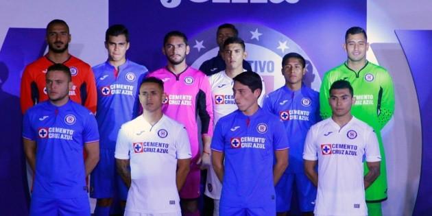 Se filtran nuevas imágenes de la posible camisa Cruz Azul 2020-21