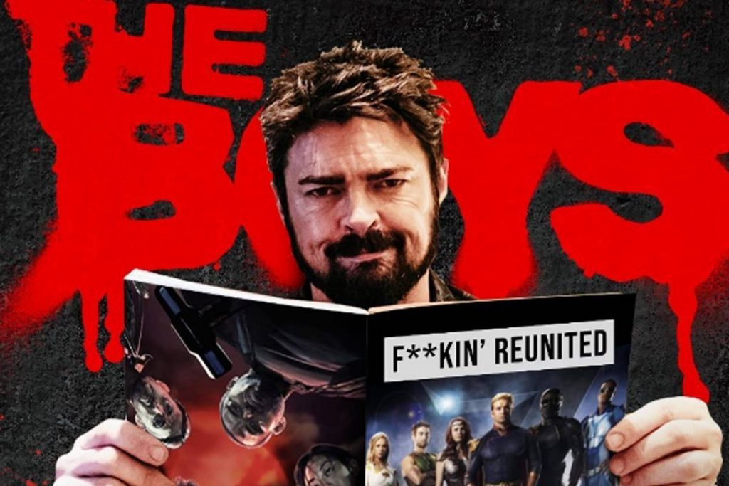 Temporada 2 de The Boys: los actores revelan detalles de lo que vendrá