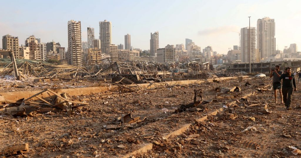 Crónica de una ciudad devastada y la sombra de Hezbolá: cómo ocurrió la explosión en el puerto de Beirut