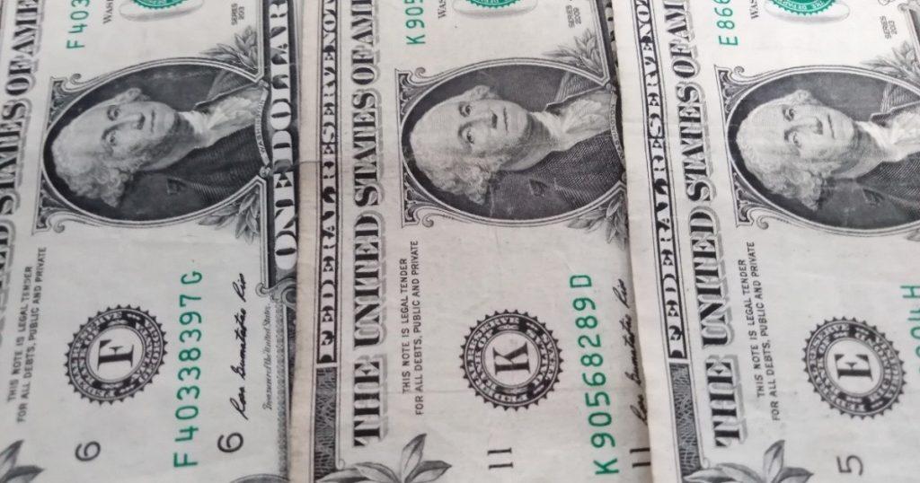 Precio del dólar hoy lunes 10 de agosto de 2020, tipo de cambio