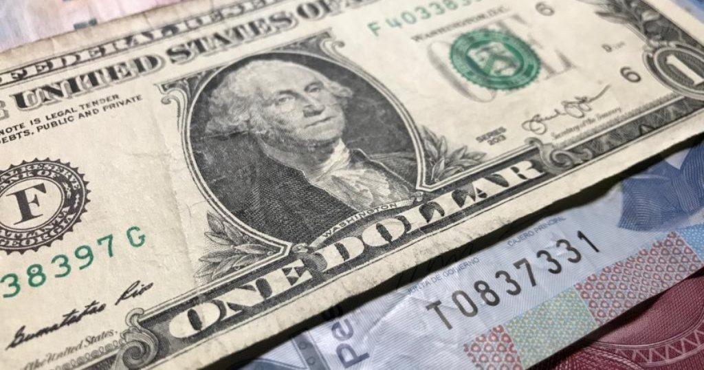Precio del dólar hoy lunes 10 de agosto de 2020 al cierre, tipo de cambio