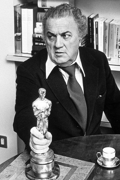 Fellini ya era un cineasta reconocido internacionalmente en ese momento (Shutterstock)