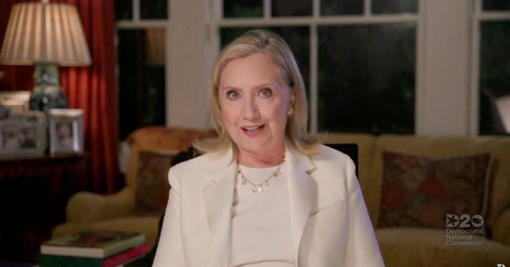 """Hillary Clinton: """"No importa lo que suceda, ve a votar"""""""