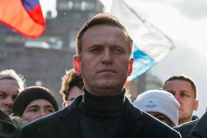El opositor ruso Alexei Navalny (REUTERS / Shamil Zhumatov)
