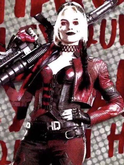 Harley Quinn cambió su apariencia para esta nueva entrega (Foto: Twitter / girIsofdc)