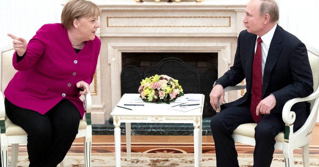 Angela Merkel instó a Rusia a investigar el envenenamiento de Alexei Navalny y llevar a los responsables ante la justicia