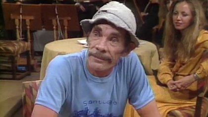 Para la televisión chilena ofreció una entrevista en 1982.