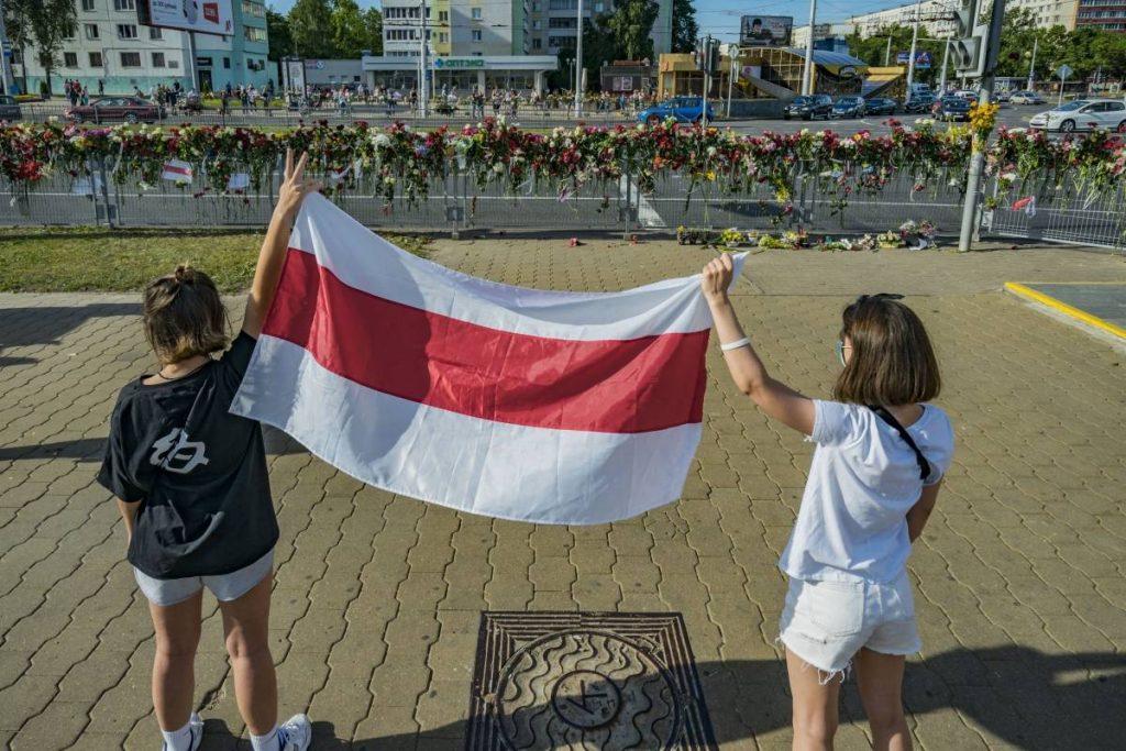 Bielorrusia.- Lituania y Letonia instan a que se repitan las elecciones presidenciales en Bielorrusia
