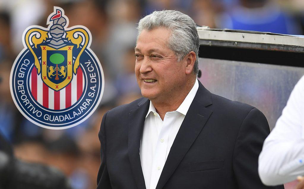 Chivas. Vucetich y Jémez, los candidatos a sustituir a Tena