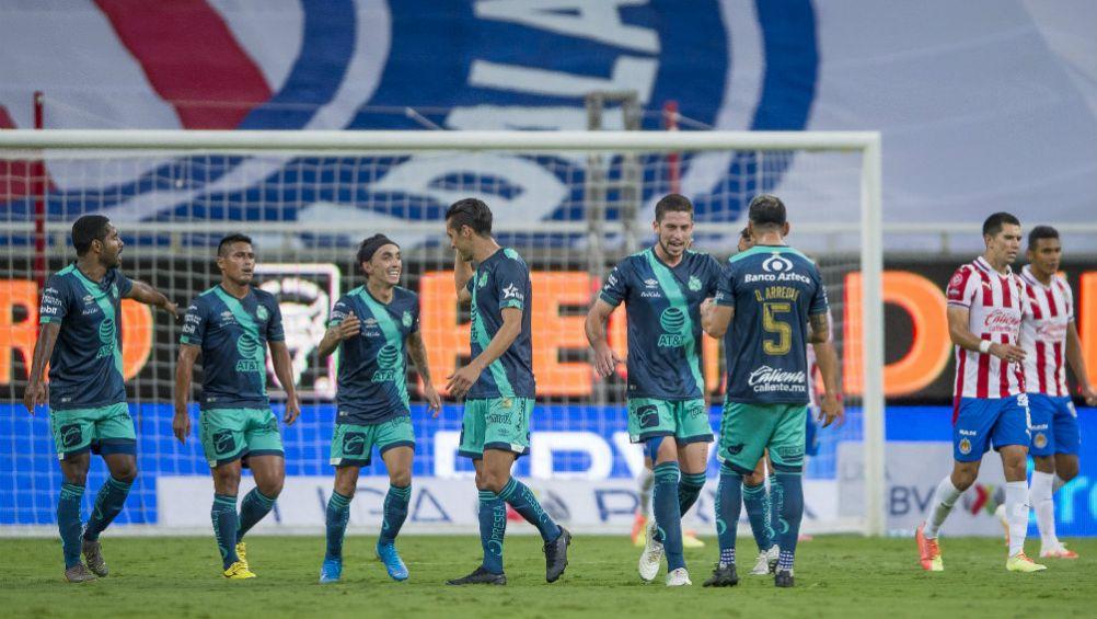 Chivas vs Puebla: goles, resumen y videos