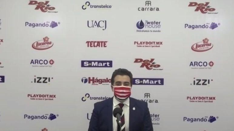 Leaño confirma a Vucetich como nuevo entrenador de Chivas