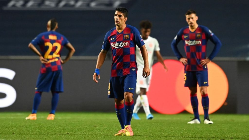 Luis Suárez y Arturo Vidal ya saben que no entran en los planes de Koeman