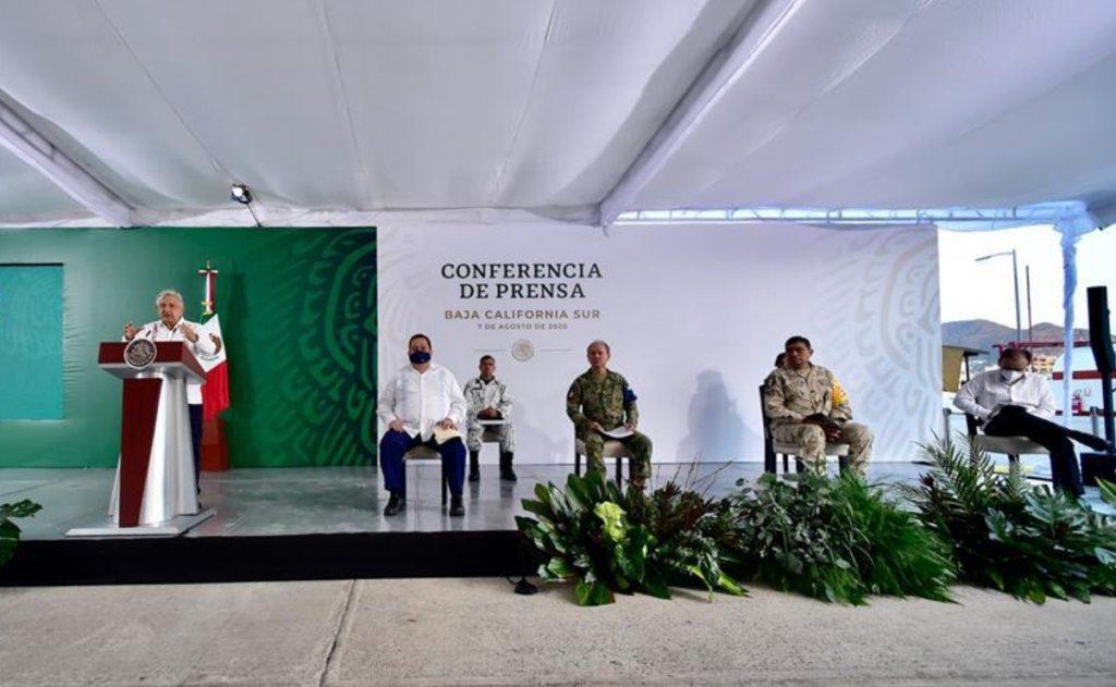México no ha sido tan golpeado por la pandemia, dice AMLO