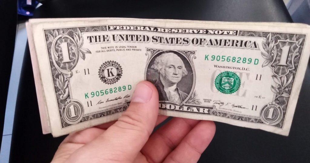Precio del dólar hoy sábado 22 de agosto de 2020, tipo de cambio
